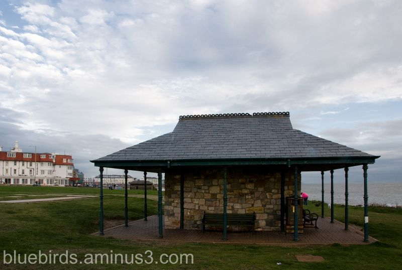 Porthcawl - Shelter?