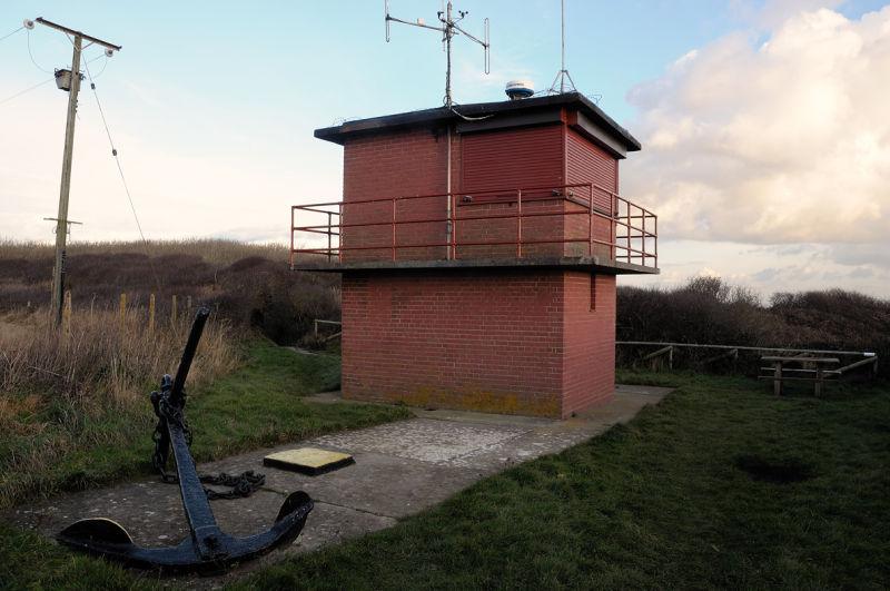 Llantwit Major Cliff Walk - SeaWatch Station
