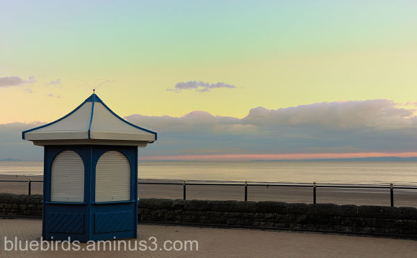 Barry Island Promenade - Another Kiosk