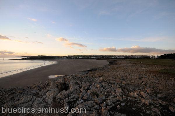 Barry Island- Watch House Bay