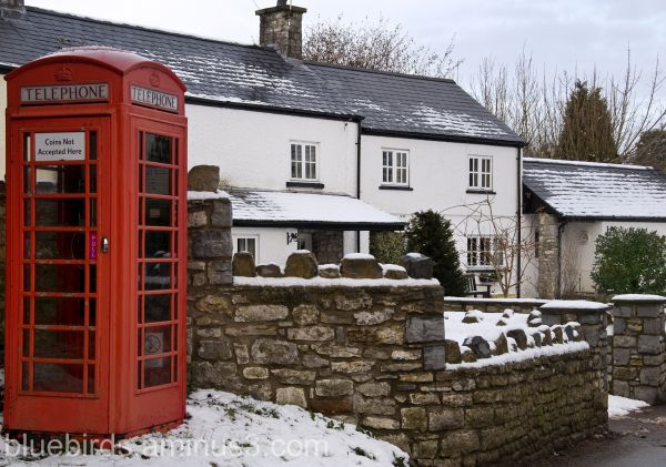 Llanblethian Phone Box