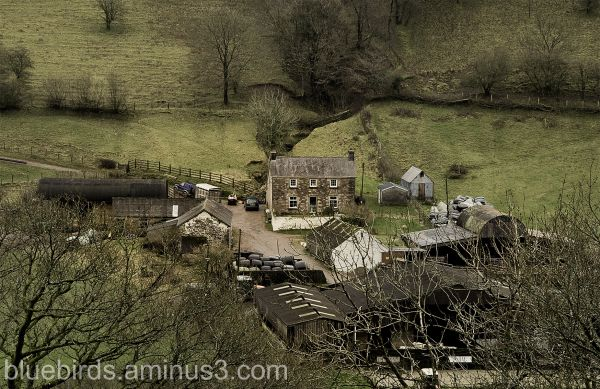 Carreg Cennen Countryside Farm