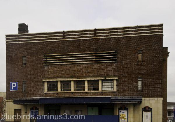 The Embassy Cinema