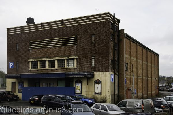 The Embassy Cinema