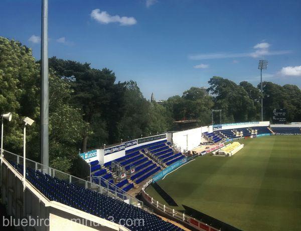 SWALEC Stadium; Cardiff