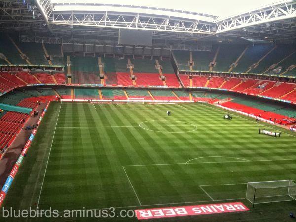 Millenium Stadium; Cardiff