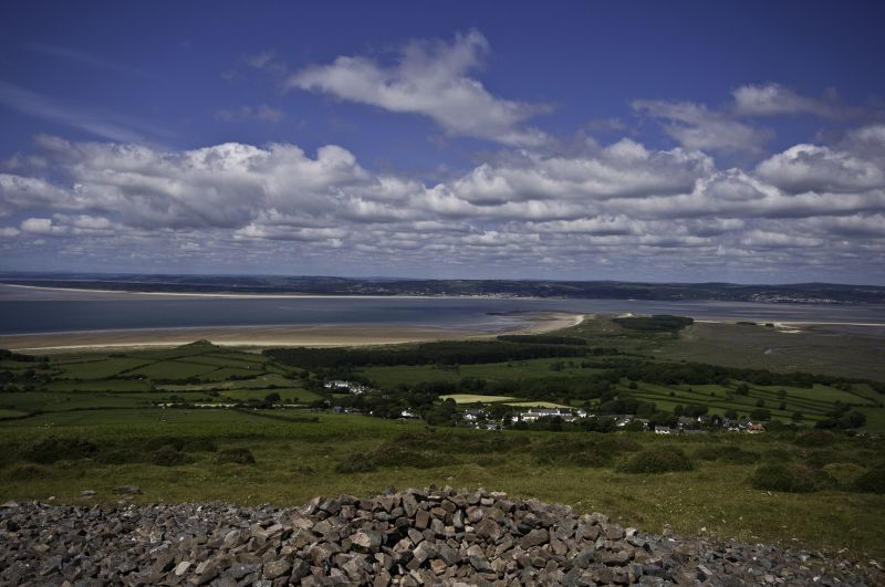 LLanmadoc Hill View
