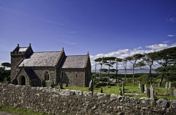 St Madoc Church View