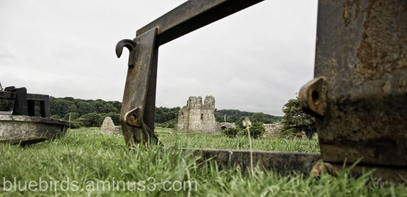 Ogmore Castle View