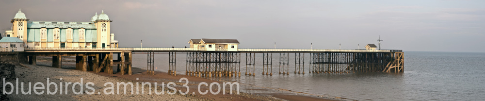 Penarth Pier Panorama