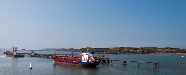 Chemtrans Weser at Milford Haven