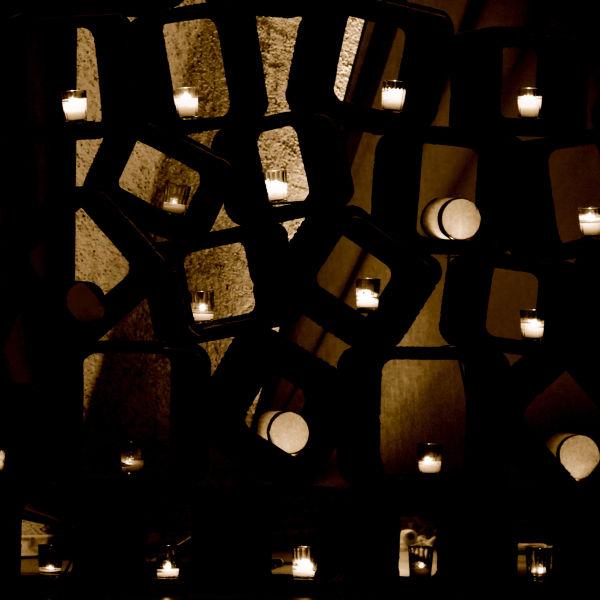 Alvéoles de lumière...