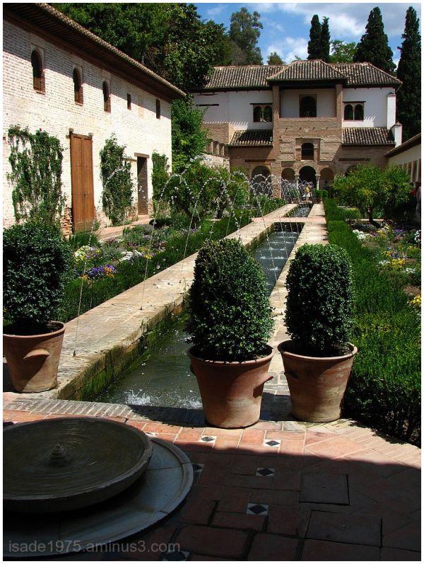 Gardens of the Generalife