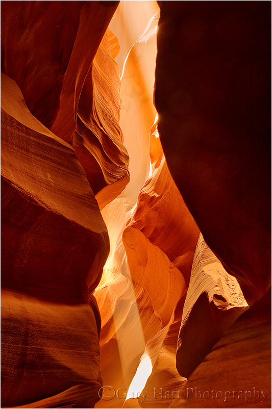 From Above, Upper Antelope Canyon