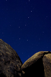 Big Dipper, Alabama Hills (near Lone Pine, Ca.)