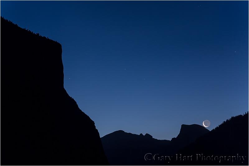 Daybreak, Yosemite