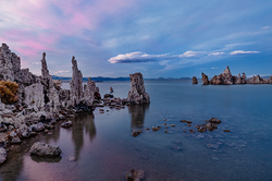 Sunset, Mono Lake