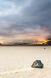 Last Light, Racetrack Playa, Death Valley