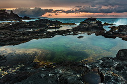 Emerald Pool, West Maui, Hawaii