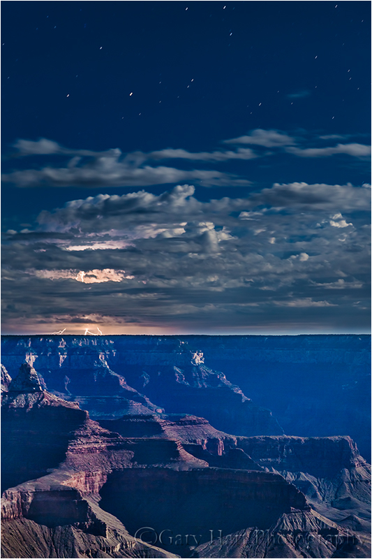 The Calm Above the Storm, Grand Canyon Lightning