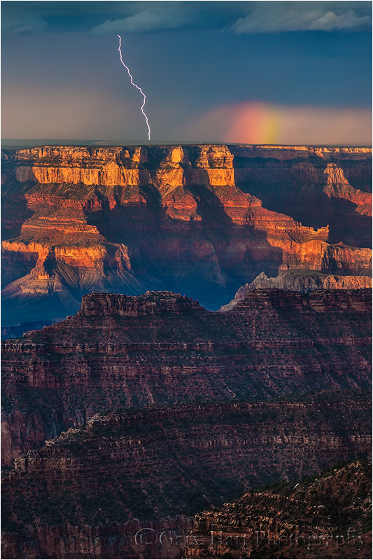 Color and Light, North Rim, Grand Canyon