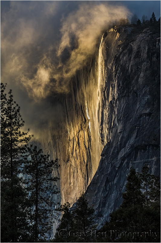 Revelation, El Capitan & Horsetail Fall, Yosemite