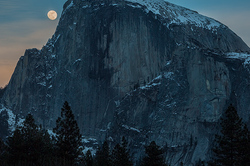 Moondance, Half Dome, Yosemite