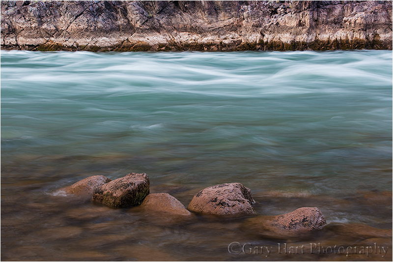 Flow of Time, Colorado River, Grand Canyon