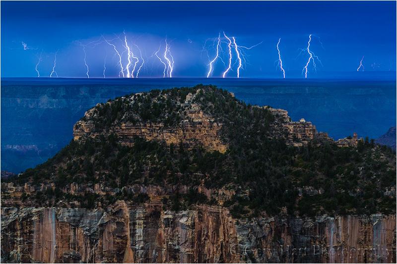 Dancing Light, Grand Canyon