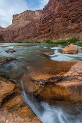 Marble Canyon Rapids, Grand Canyon