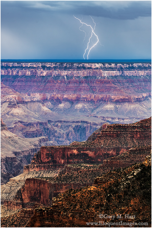 Electric Dance, Grand Canyon
