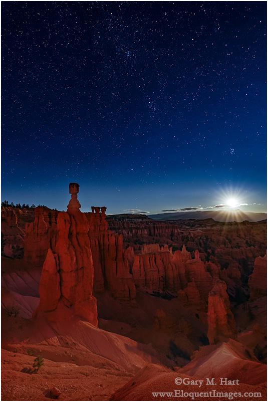 Moonstar, Thor's Hammer, Bryce Canyon NP, Utah