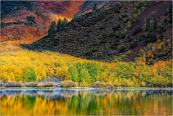 Autumn Light, North Lake, Eastern Sierra