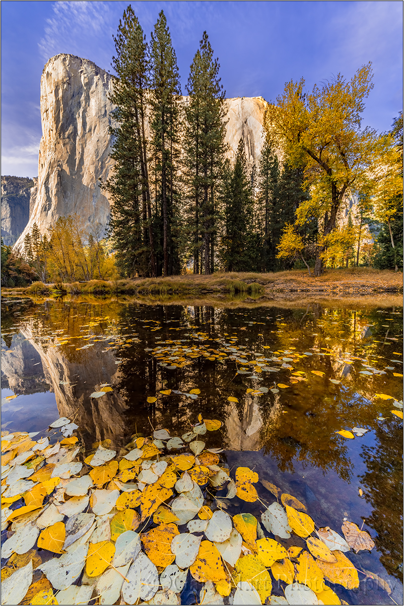 Floating Color, El Capitan, Yosemite