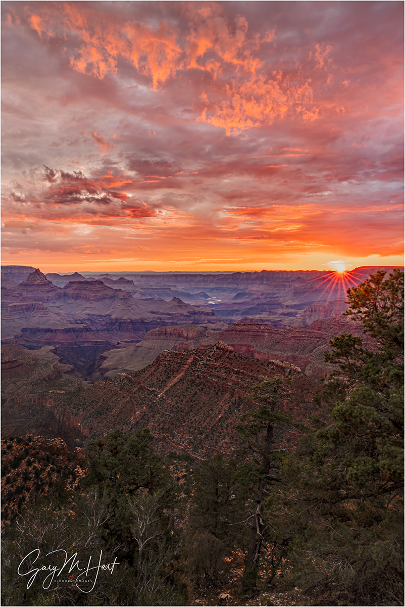 One Fine Morning, Grandview Point, Grand Canyon
