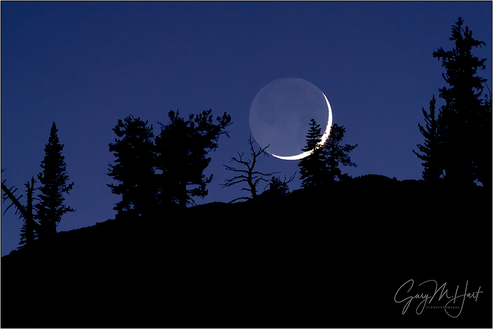 Goodnight Moon, Olmsted Point, Yosemite