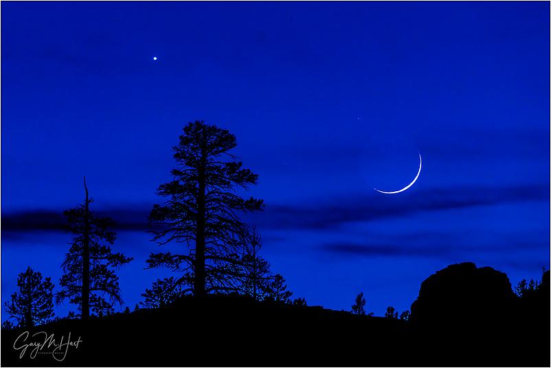 High Sierra Nightfall, Olmsted Point, Yosemite