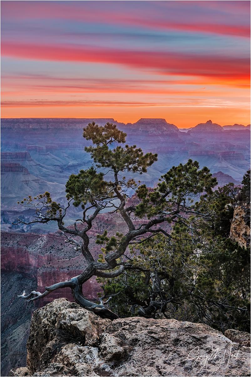 Grand Morning, Yavapai Point, Grand Canyon
