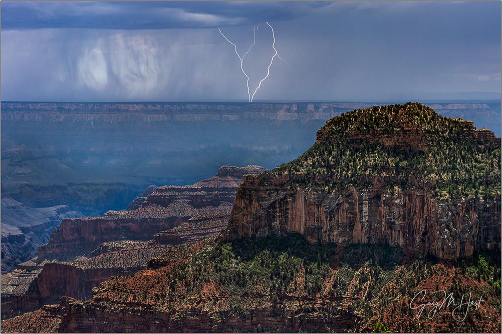 Lightning V, Grand Canyon