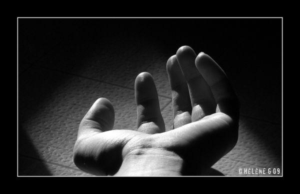 main hand