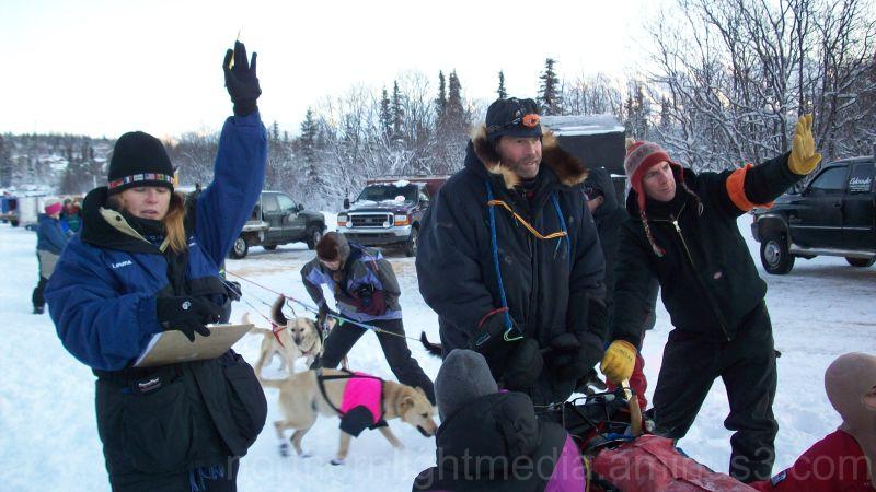 Alaksan musher ready to race