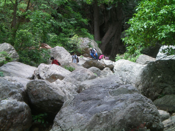 Tada Waterfalls