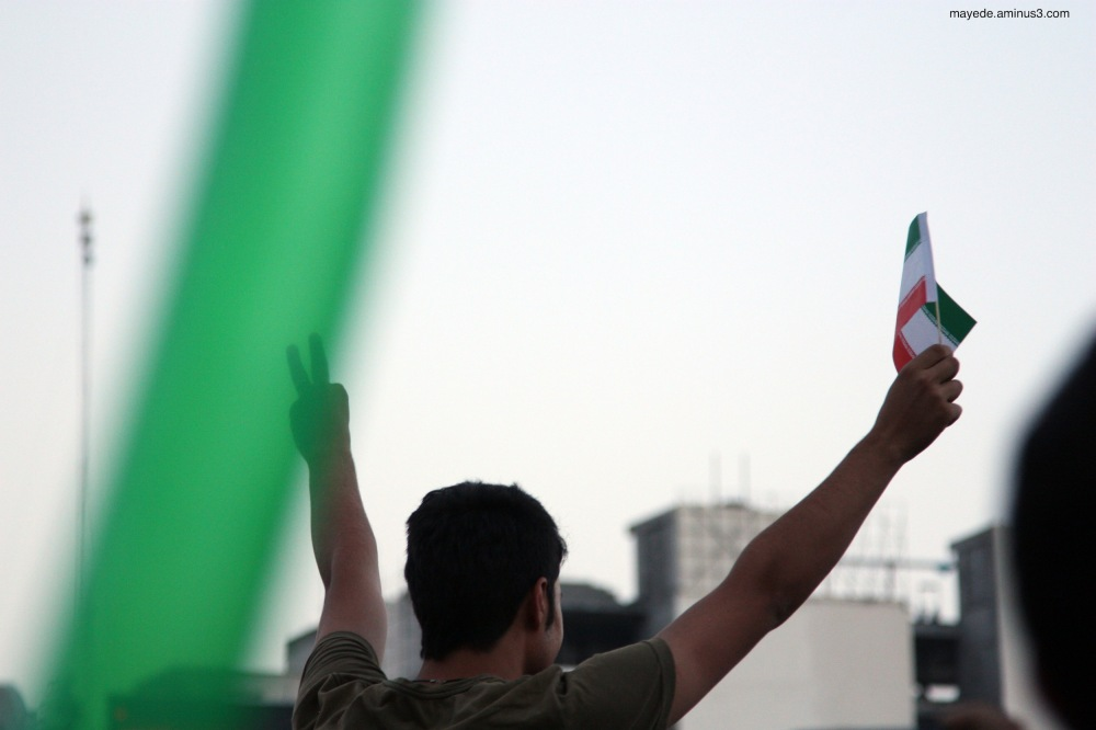 Iran 'in heaven' as soccer team qualifies for 2014