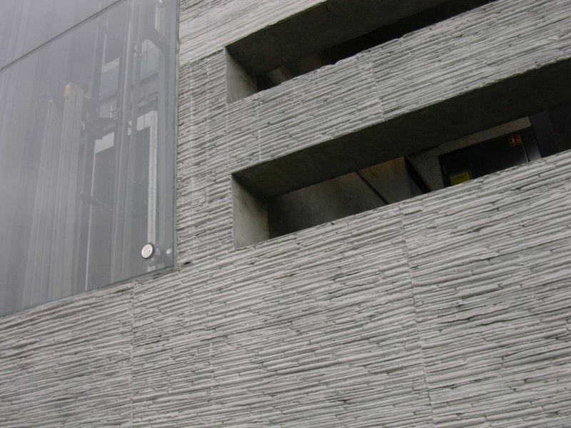 parking relais George de Loup