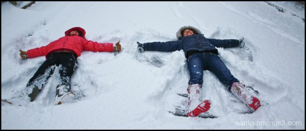 Snow Angels!!!!!!