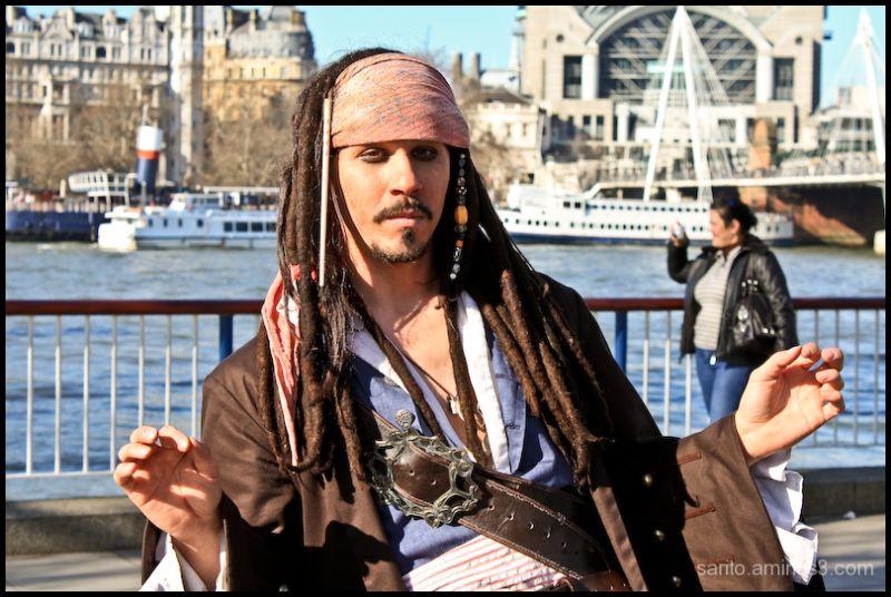 Jack Sparrow......