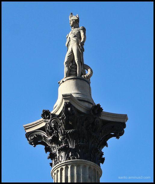 Nelson column!