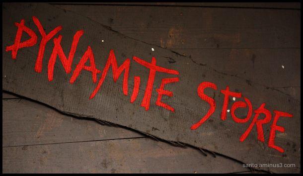 Dynamite Store!