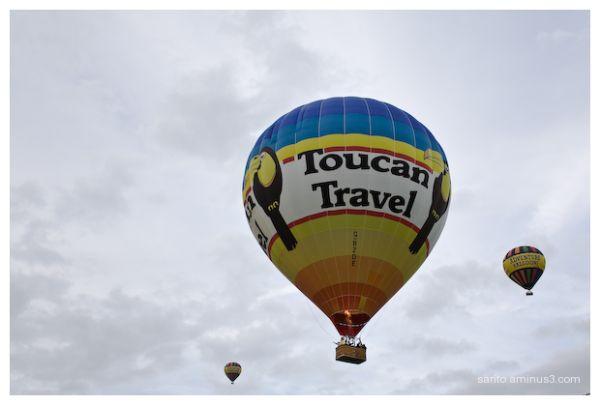 Balloons over Basingstoke - 5