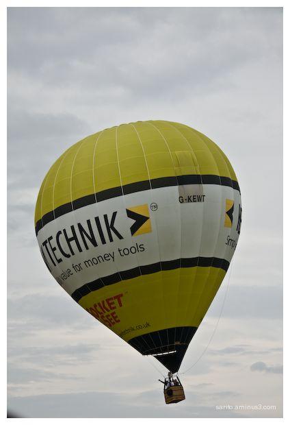 Balloons Over Basingstoke - 7